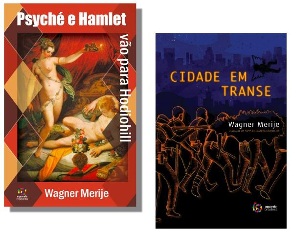 Capas_Psyche e Hamlet_Cidade em transe