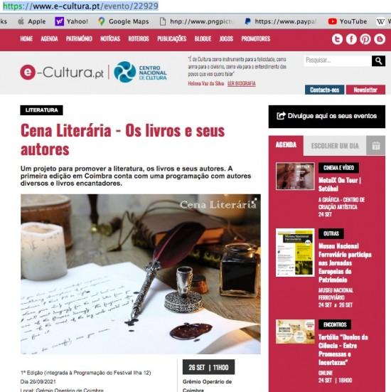 Cena Literária_e-cultura