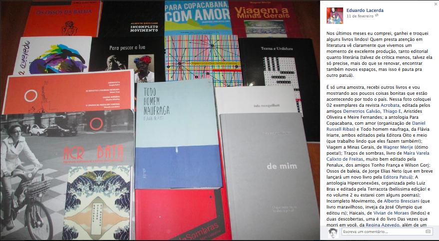Eduardo Lacerda_Post sobre poeta Merije_110214