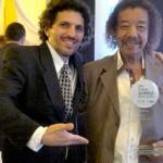 Wagner Merije e Raul de Souza - Prêmio da Música Brasileira 2013 - Theatro Municipal Rio de Janeiro