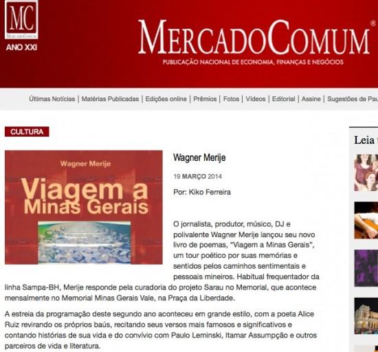 Viagem a Minas Gerais_Mercado Comum