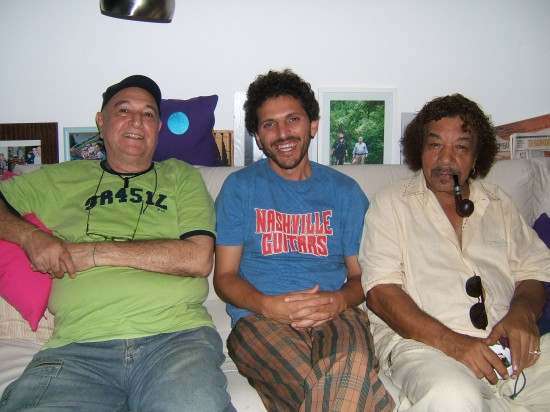 João Donato, Wagner Merije, Raul de Souza - Rio de Janeiro - 2008