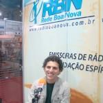 Entrevista na Rádio RBN