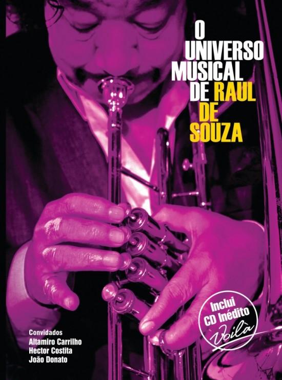 O universo musical de Raul de Souza_capa