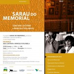 Sarau do Memorial_Ana Caetano + Marcelo Dolabela