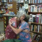 Um abraço da Alice Ruiz_Merije