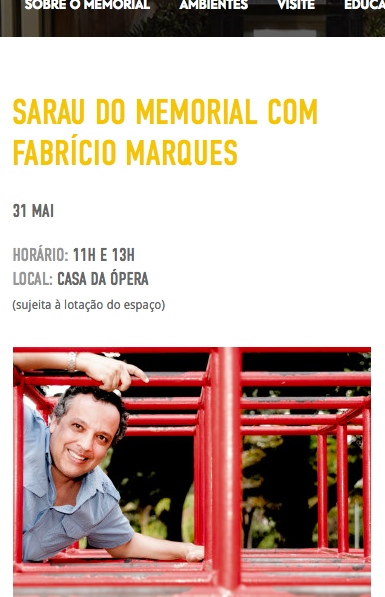 Sarau_Fabricio Marques