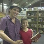 Encontro com os leitores em Divinópolis_Wagner Merije
