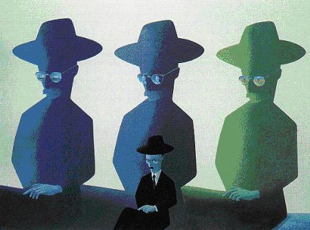 Fernando Pessoa x 3