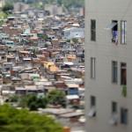 Conjunto habitacional no bairro de Cidade Tiradentes. 18/01/2011. Foto: Jonne Roriz/AE
