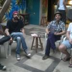Bruno Azevedo_Caco Ishak_Wagner Merije_Caio Carmacho_VanGogh Pub