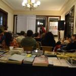 Livros e palco_Casa das Rosas_020316_foto Carloz Torres