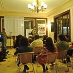 Sarau_Casa das Rosas_020316_foto Carloz Torres