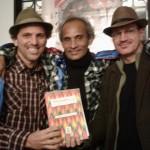 Wagner Merije, Aroldo Pereira, Vanderley Mendonça