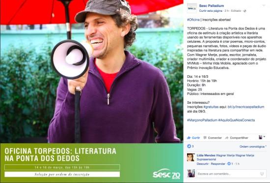 Torpedos_Oficina_Sesc Palladium_fb