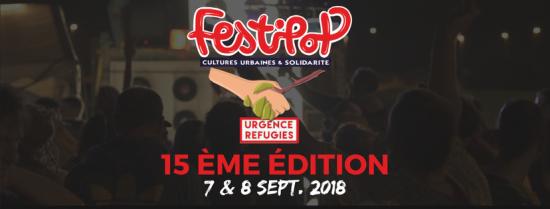 Festipop 2018_Urgence refugies