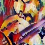 Raul de Souza em pintura