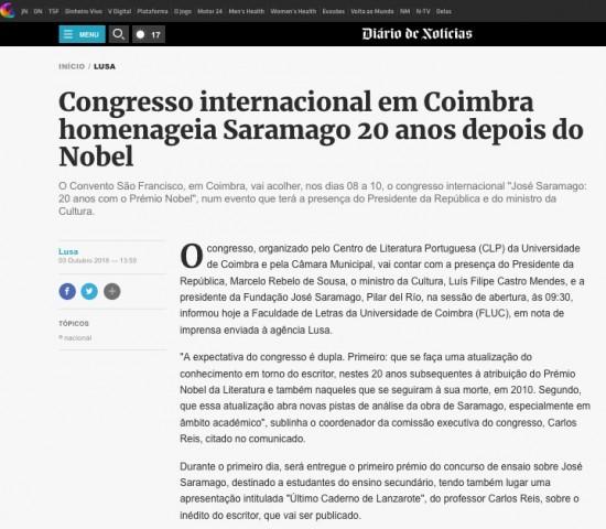 Congresso Saramago_DN_031018