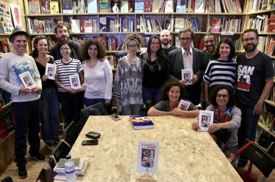 livro Coimbra em Palavras_Todos juntos