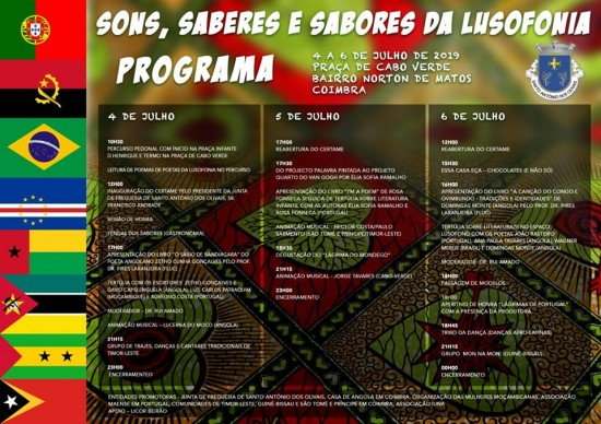 Sons, Saberes e Sabores da Lusofonia II