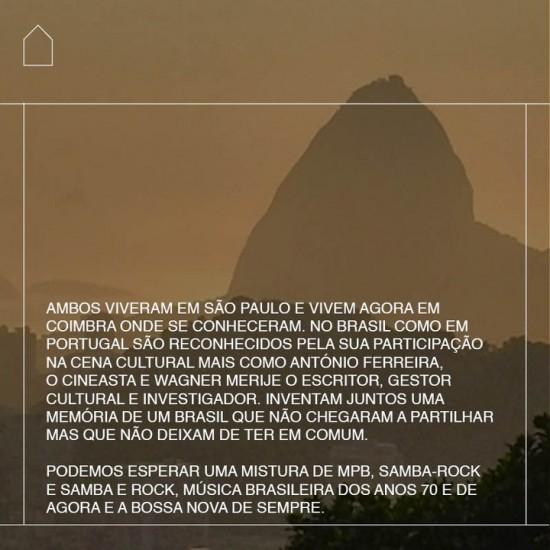 Matinée DJ Merije_Toni Ferrino_Casa das Artes Bissaya Barreto_081021-verso